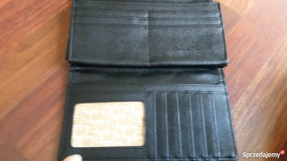 88ca2decba844 portfel damski dior Dobieszewo - Sprzedajemy.pl
