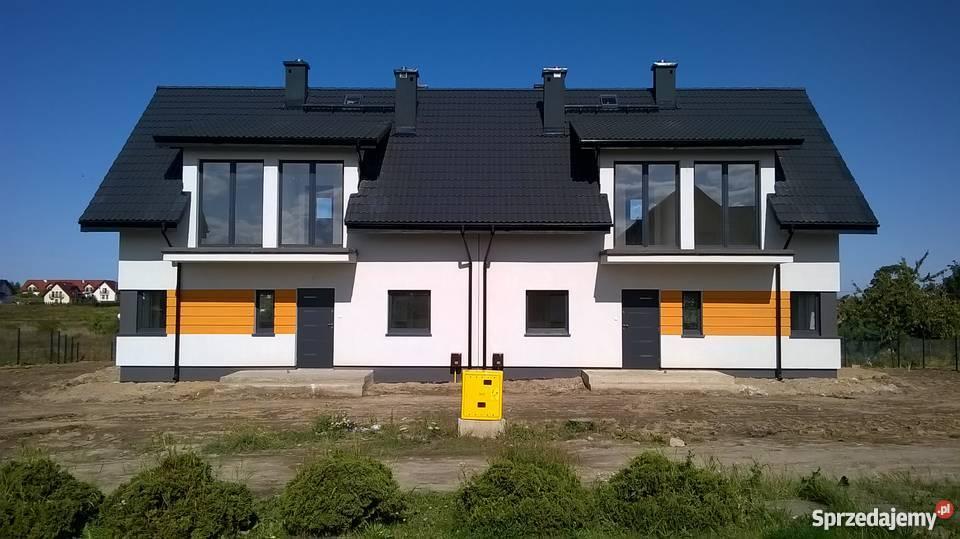 Dom bliźniak na działce 500m2 +program MDM Borkowo - Sprzedajemy.pl