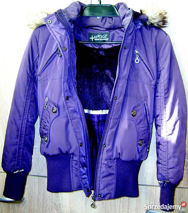 cf89ec796d Kurtka damska dziewczęca zimowa nowa Tanio Kurtki i płaszcze Zawiercie  sprzedam