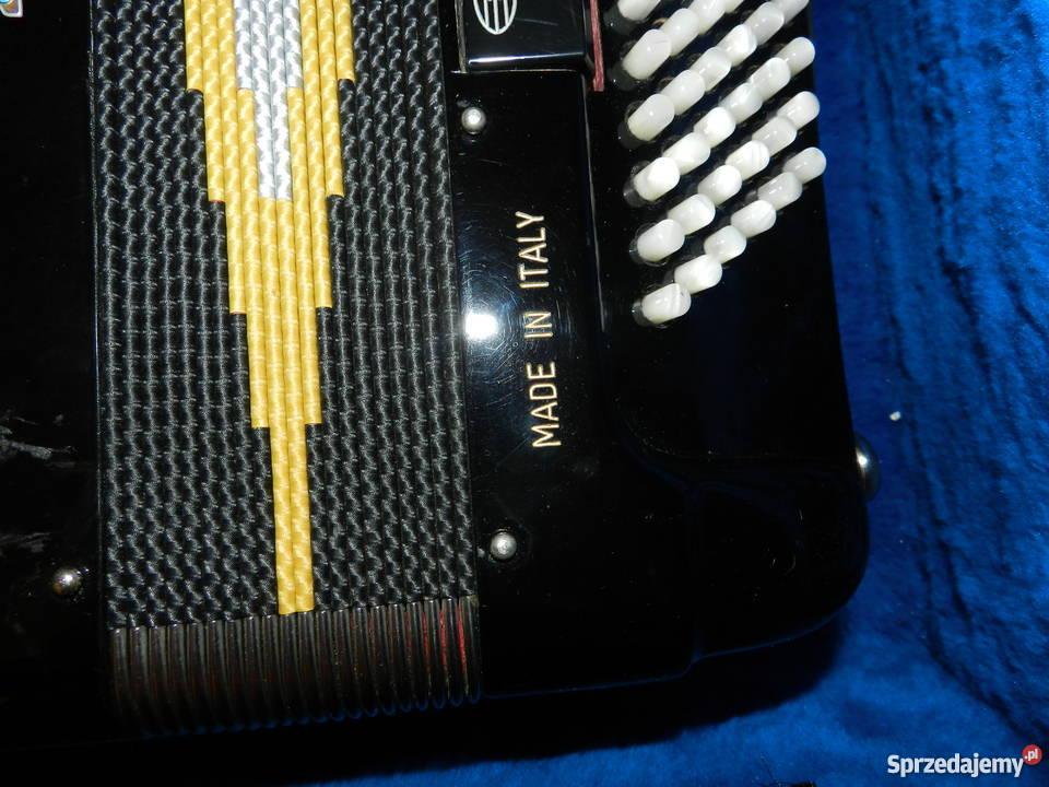 Akordeon Fisart Vignoni Instrumenty klawiszowe i MIDI małopolskie Gorzów