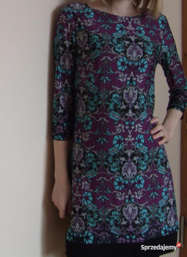 Sukienka w stylu boho Ostrów Wielkopolski sprzedam