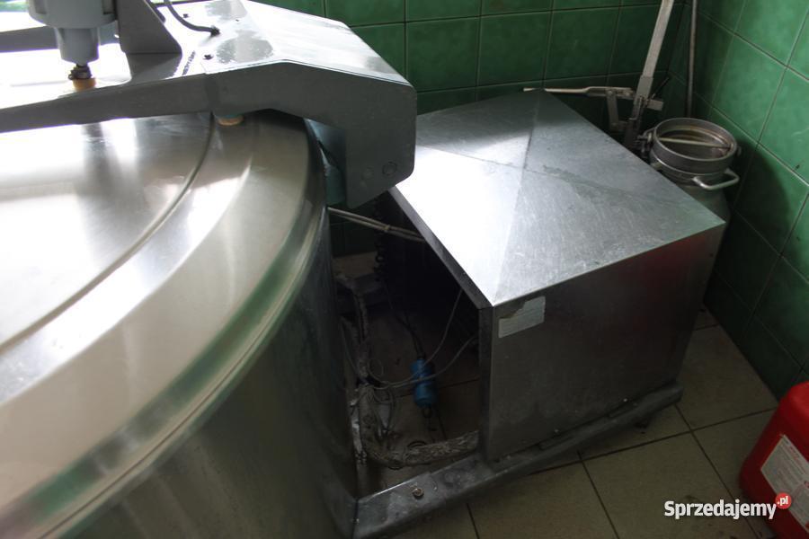 Schładzalnik chłodnia do mleka 800l AlfaLaval Maszyny budowlane i rolnicze