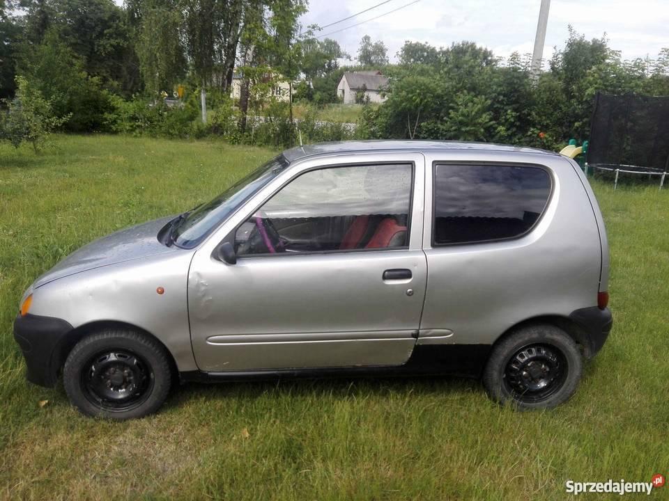 Fiat Seicento S świętokrzyskie Busko-Zdrój sprzedam
