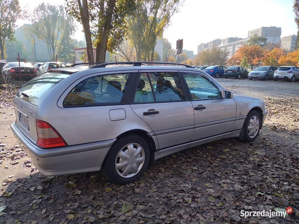 Sprzedam Mercedes Benz C220 2000rok