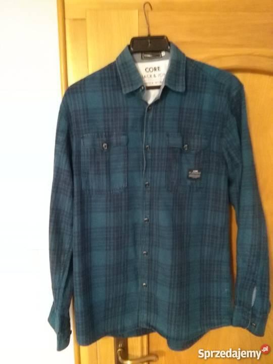 60fa47e79e7f2 Koszula męska Jack & Jones Rybnik - Sprzedajemy.pl