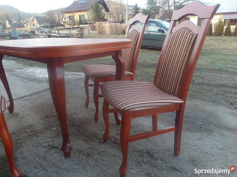 Meble Krzesła I Stoły Drewniane Producent Dostawa