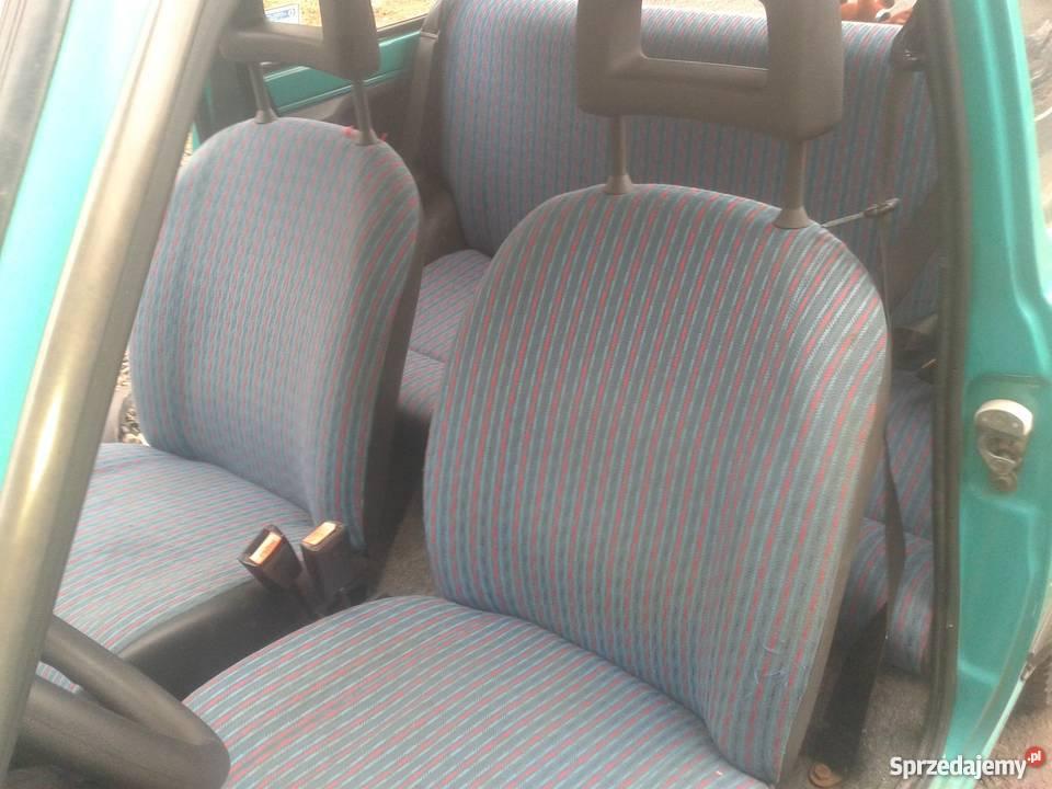 Fiat 126p Maluch Elegant Stan do Jazdy lubelskie