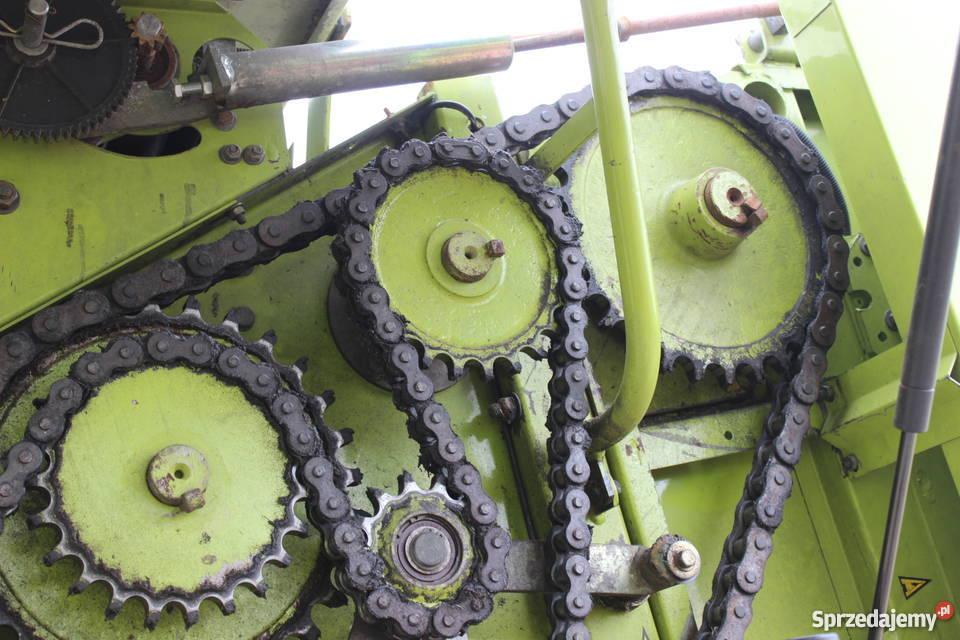 Prasa stałokomorowa Claas Rollant 250 RC Super Rotor Sokoły