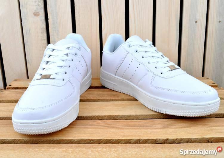 NISKIE Adidasy AIR FORCE ONE 1 LOW Sportowe Buty SALE 36 46