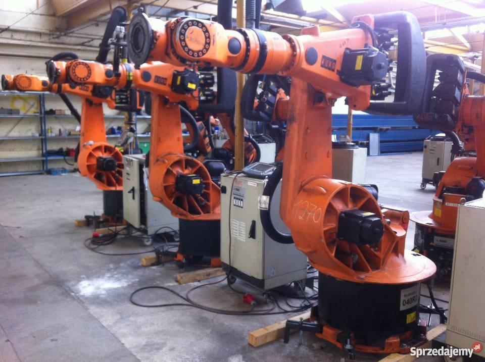 Dodatkowe robot spawalniczy - Sprzedajemy.pl PV19