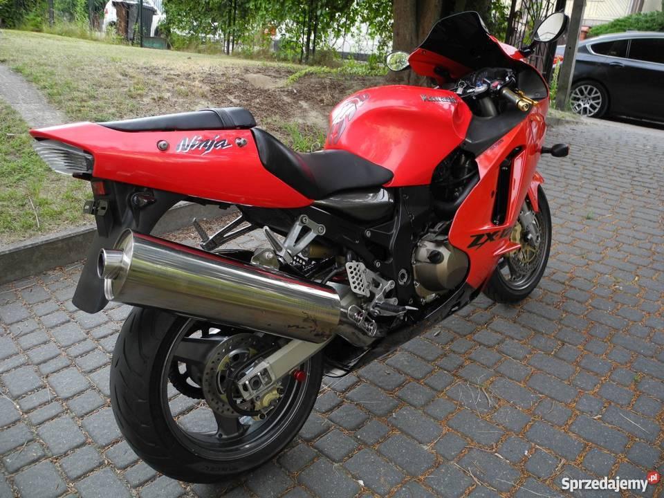 Kawasaki ZX12R 2002 Lift Hayabusa 1100 xx 1000 Lublin