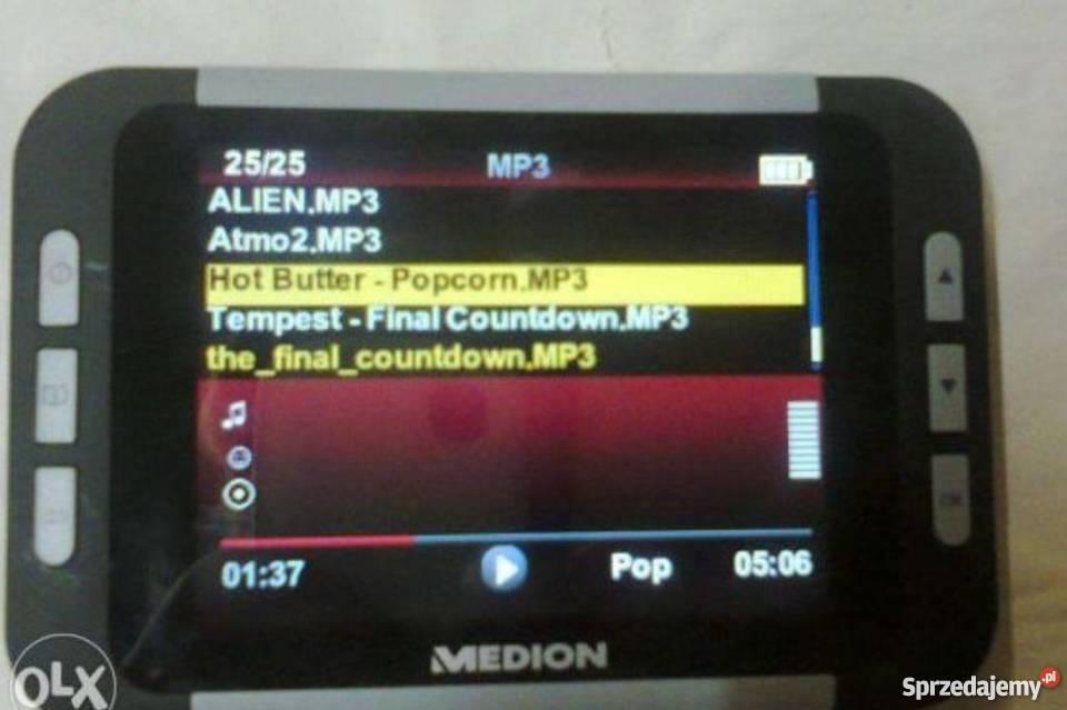 Mp3 prayer tv dvb-mpeg2, 3 cale wyswietlacz
