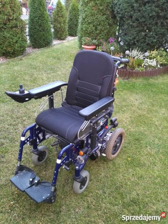 Wszystkie nowe wózki inwalidzkie elektryczne ceny - Sprzedajemy.pl GG71