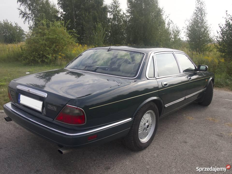 Jaguar X300 Vanden Plus 95 4000cm3 Warszawa