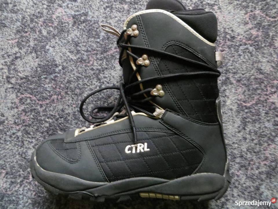 Używane buty Control Snowboards, rozmiar 46.5 EUR