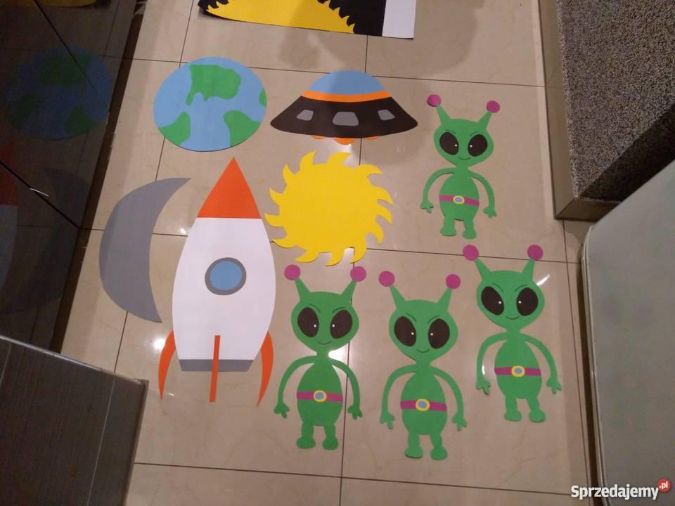 Kosmos Ufoludki Rakieta Dekoracje Do Przedszkola Nowy Sącz