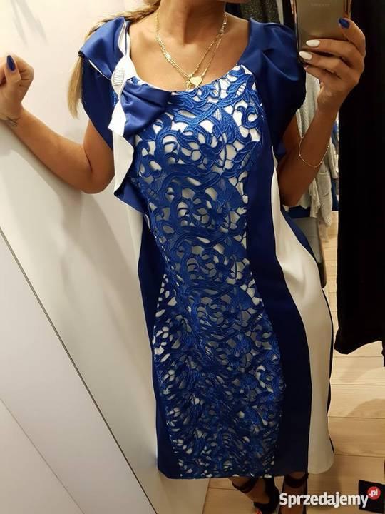 cd3d4a8cce Elegancka sukienka.Rozm do 52.Przecena z 219 na 189zł Chorzów ...