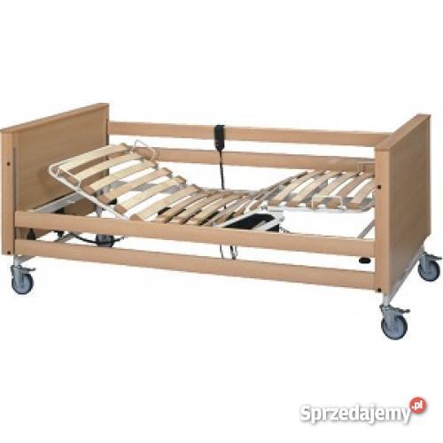 3 Funkcyjne łóżko Rehabilitacyjne Tanio