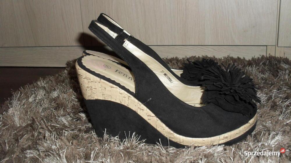 9cff4f14066eb Wiosenno-letnie buty na koturnie. CCC, polecam! - Sprzedajemy.pl