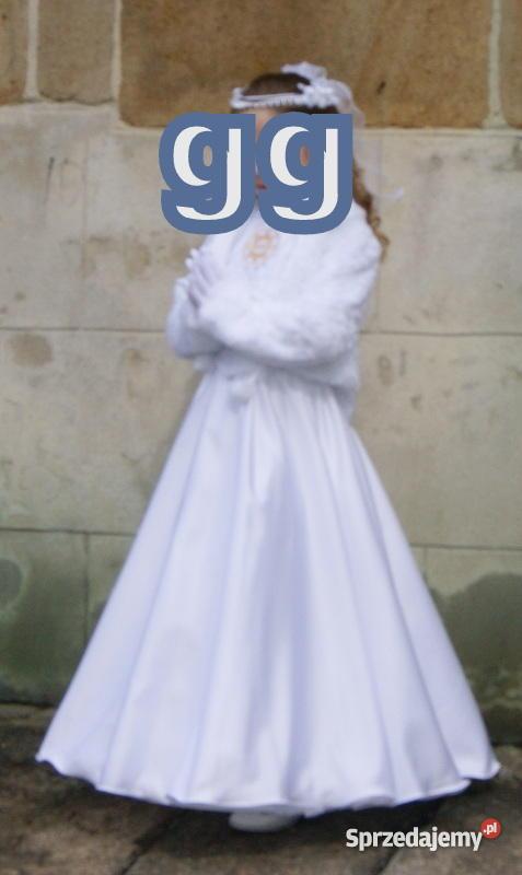 1a3f781df4 Sukienka komunijna - Sprzedajemy.pl