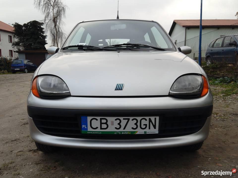 Fiat Seicento SX Żnin sprzedam