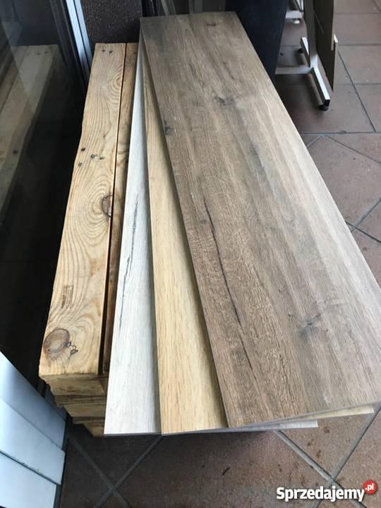 płytki 120x30 drewno deska schody parapety gres sprzedam