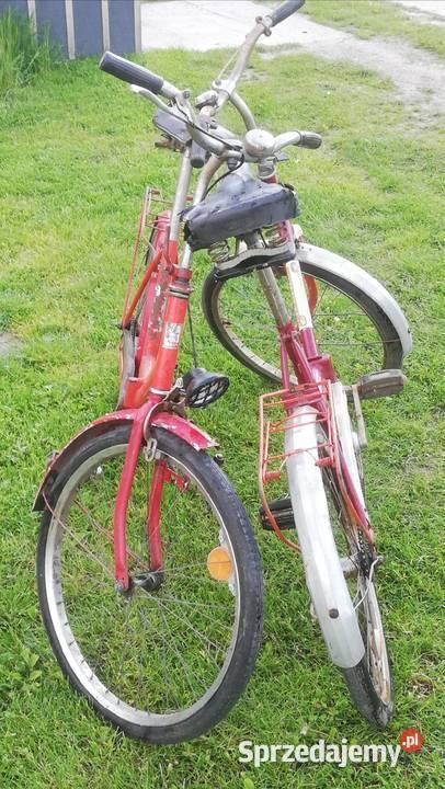 Rower Jubilat koła 24 cali.
