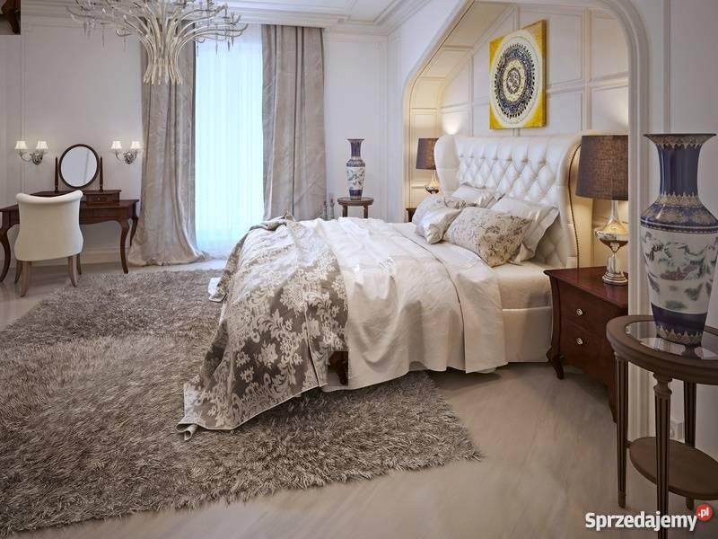 łóżko Do Sypialni Tapicerowane 160x200 Z Pojemnikiem
