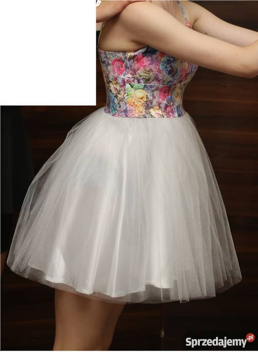 d05f5a8ffd96de Sukienka balerina Rozmiar 38(M) zachodniopomorskie Szczecin