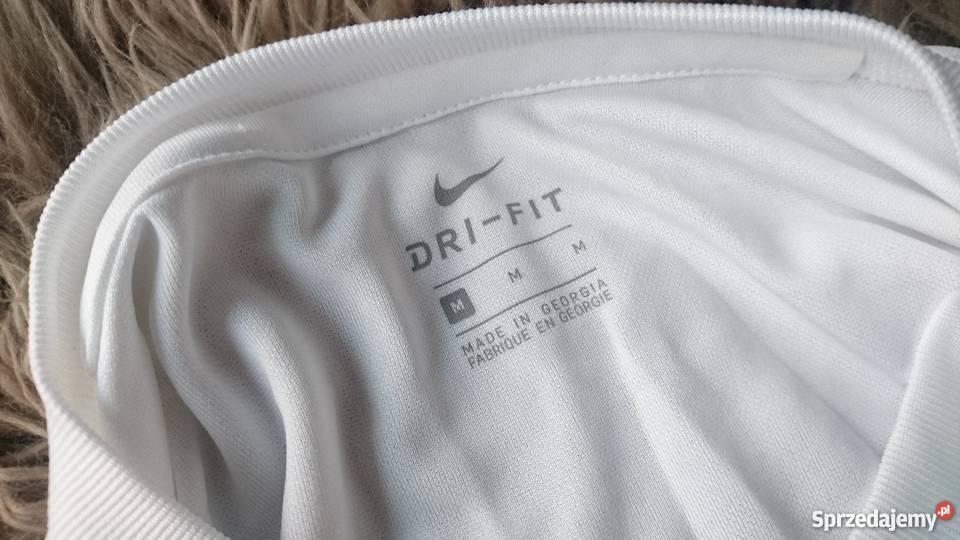 9d05165905fa47 nowa biała koszulka sportowa NIKE damska M nowa małopolskie Zembrzyce