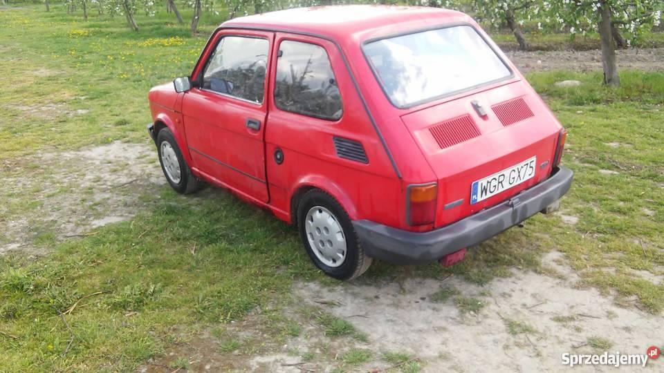Fiat 126 maluch 126 Wilków Drugi