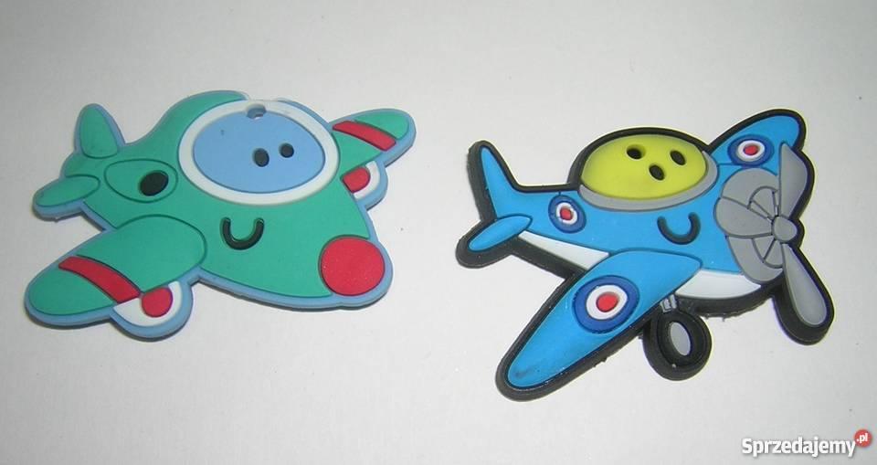 Magnes na lodówkę samolot samoloty Pozostałe Katowice