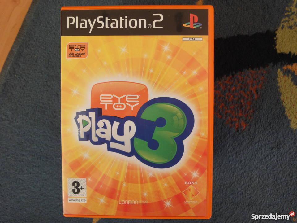 EyeToy Play 3 gra na 2 Kraków
