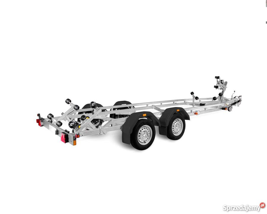 Brenderup 242000TB 2000kg dawny Basic