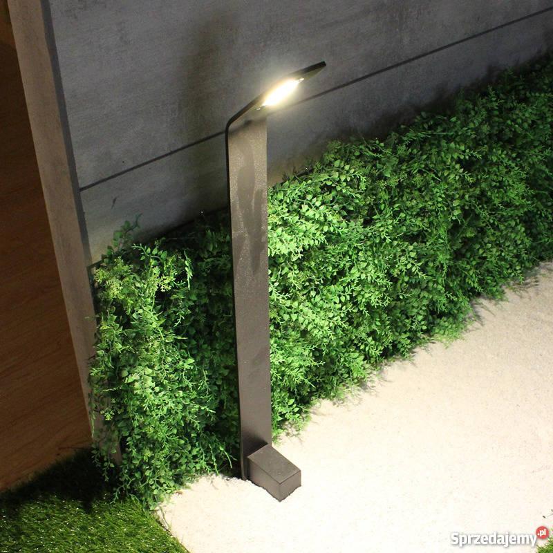 Montreal Słupek Led 7w Lampa Ogrodowa Oświetlenie ście