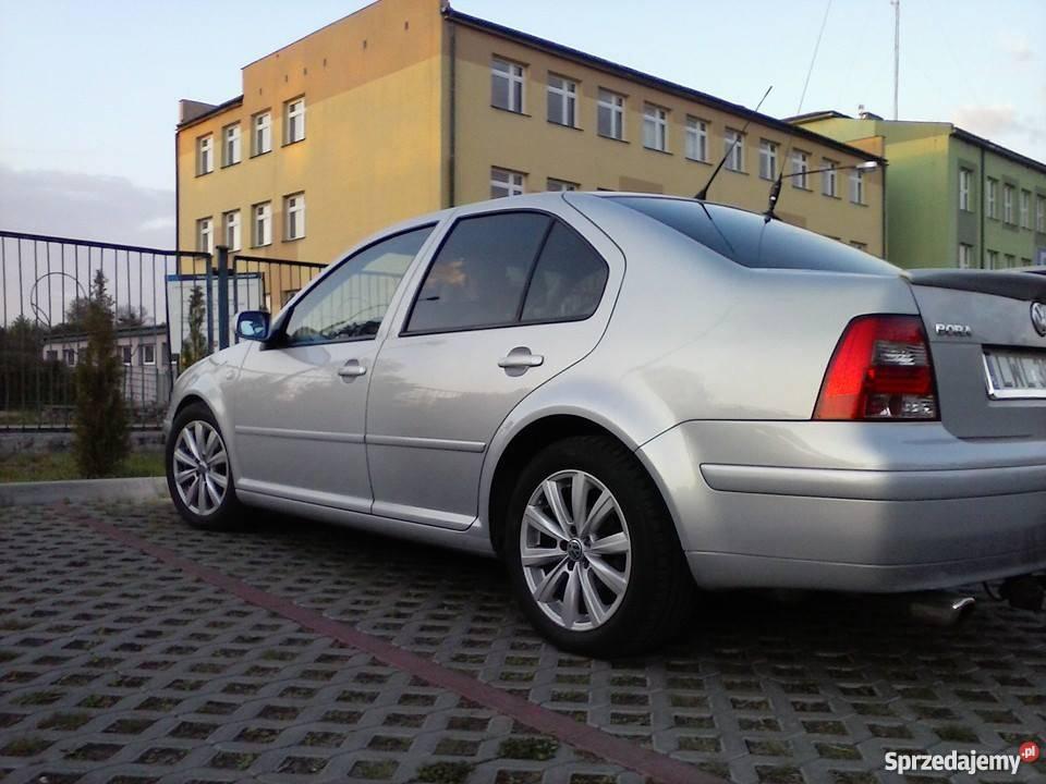 VW Bora 16 SR Benzyna Gaz Jedyna Taka 101KM Warszawa