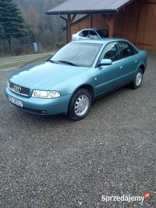 Audi a4 b5 1.9TDI 90KM Lift! Zadbana! Oryginał!
