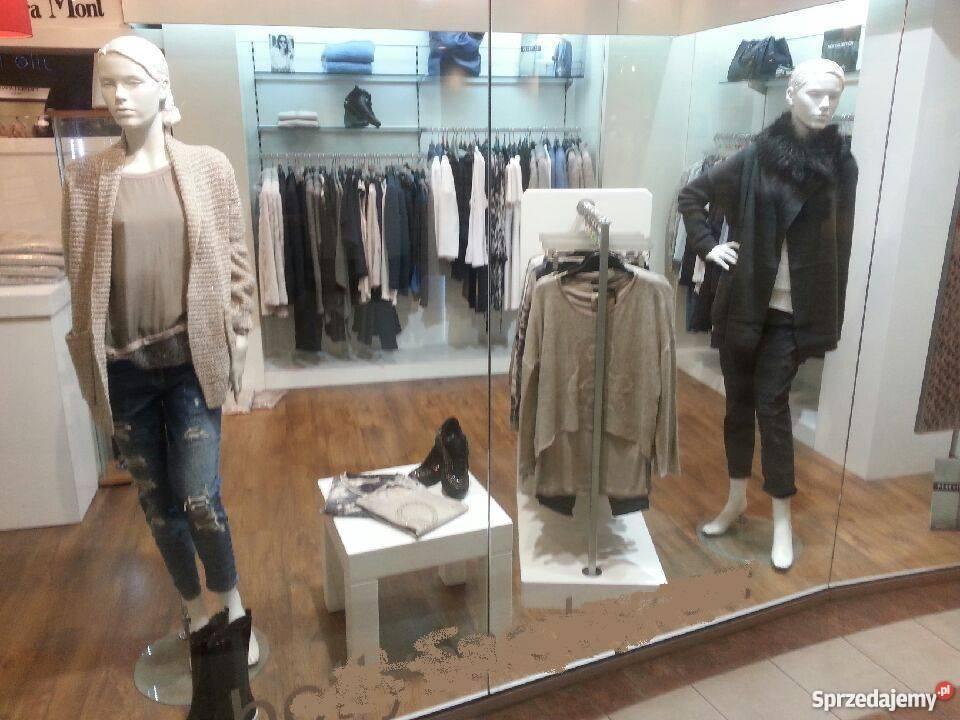 Topnotch Sprzedam wyposażenie sklepu odzieżowego Włocławek - Sprzedajemy.pl MN57