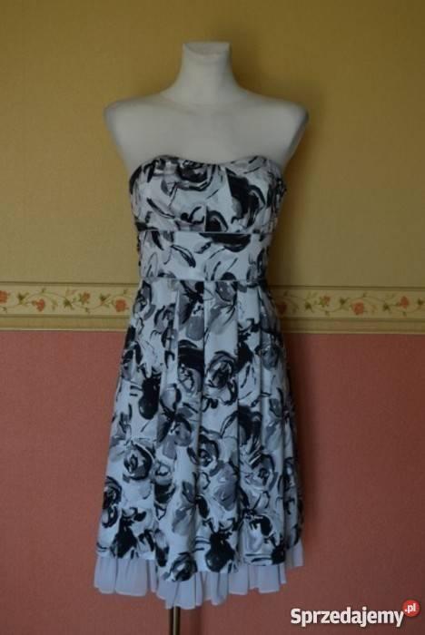 167e5ec42b TEATRO elegancka sukienka 36 S nowa Lewniowa - Sprzedajemy.pl