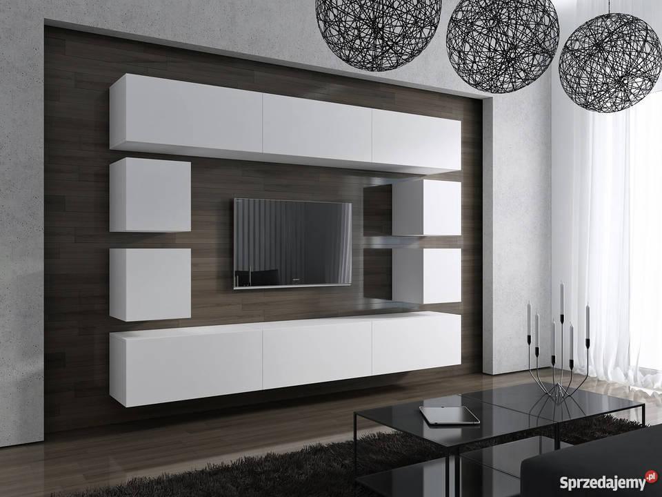 nowoczesne meble do salonu bod c17 szafki pod tv warszawa