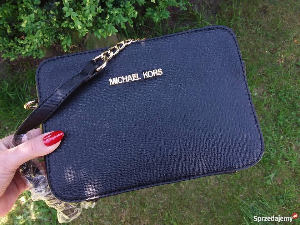 680e968bb44fa michael kors torebka czarna - Sprzedajemy.pl