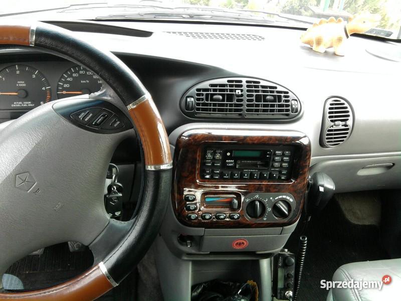 Chrysler Voyager Krapkowice