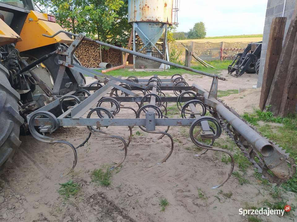 Agregat uprawowy/ścierniskowy rabe werk 2.7m