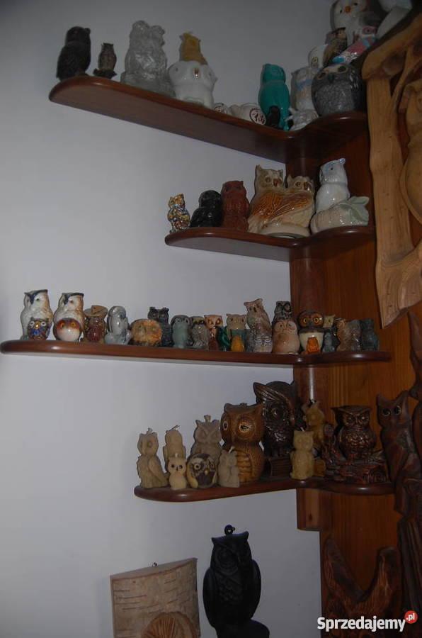 Kolekcja SOWY zbierane 35 lat mazowieckie Warszawa sprzedam