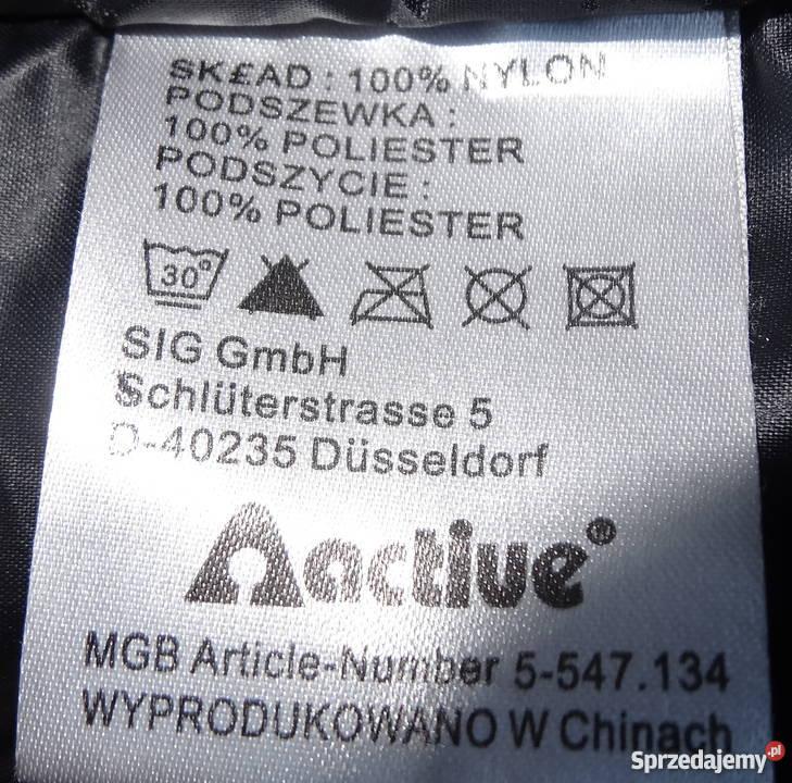 Kurtka narciarska unisex L Active Warszawa sprzedam