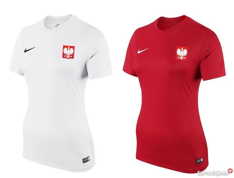 7565fa5d5 damska Koszulka Polski Nike Women Polska XS S M Kraków sprzedam
