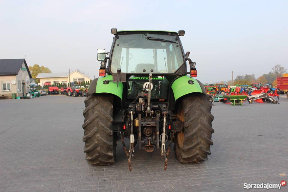 Ciągnik rolniczy Deutz Fahr Agrotron 85 z podlaskie Sokoły sprzedam