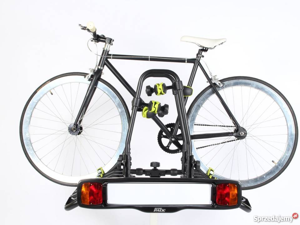 Bagażnik rowerowy platforma 4 rowery Inter Pack Akcesoria Warszawa