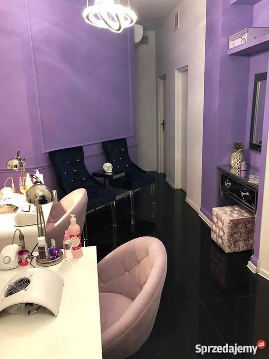 Odstąpie salon kosmetyczny