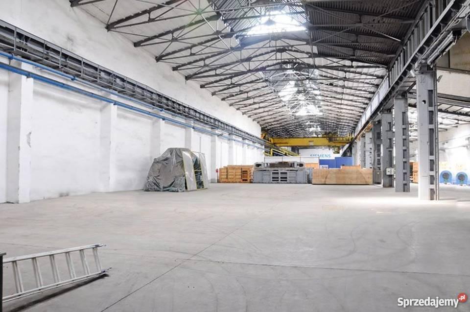 Magazyn . Hale - 2000m2 - LODZ + biura - 2000 m2